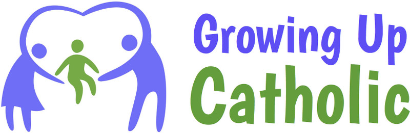 Growing Up Catholic Logo