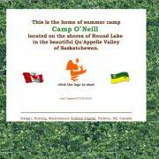 Camp O'Neil Website