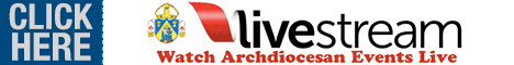 Livestream for the Catholic Archdiocese of Regina