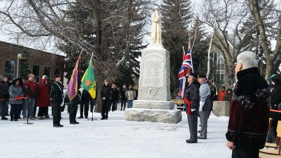 Weyburn Remembrance Day