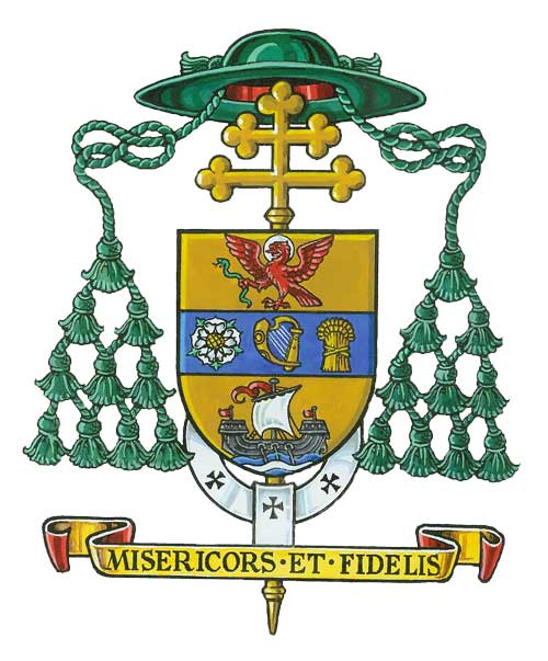 Archbishop Bohan's Coat of Arms